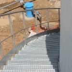 220 escaleras